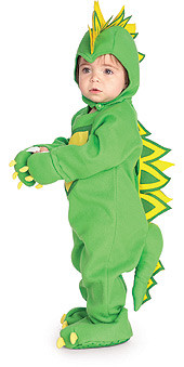 Baby Cute Dragon Costume, Newborn- Cute Halloween Costume