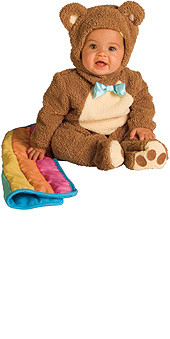 Baby Bear Costume, Infant - Classic Halloween Costume