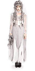 Dead Bride Costume Adult Halloween Costume