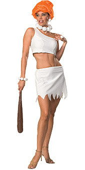 Wilma Flintstone Costume, Adult The Flinstones - Classic Halloween 2010