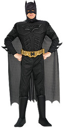 Dark Knight Deluxe Adult Batman costume