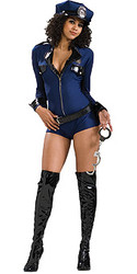 Miss Demeanor Costume