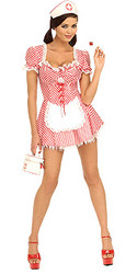 Candy Striper Costume