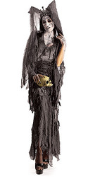 Lady Gruesome Costume Adult Halloween Costume