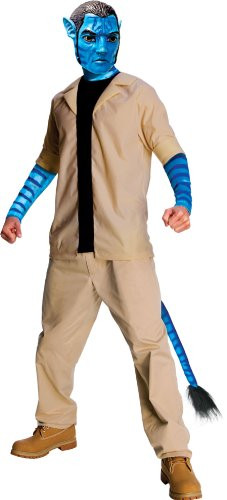Avatar Jake Sully Adult Halloween Costume
