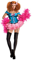 Burlesque Doll Costume