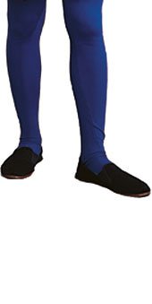 Men's Professional Tights With Feet