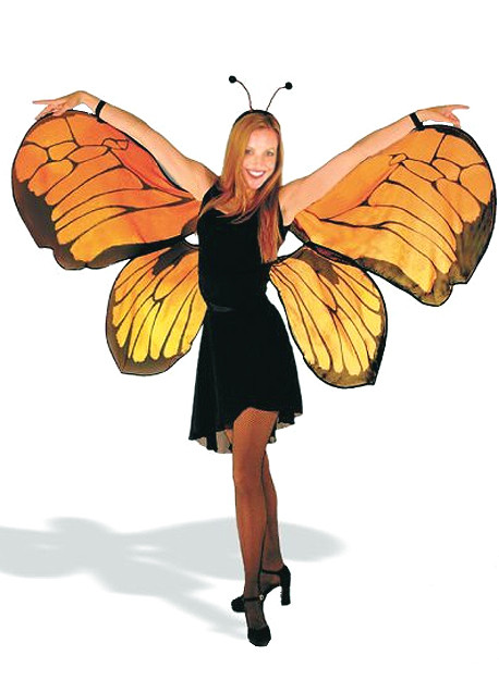 Butterfly Wings Child