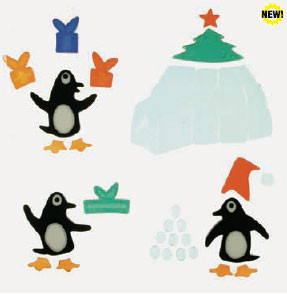 Penguins & Presents GelGems Large Bag