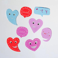 Gelgems Happy Hearts Small Bag