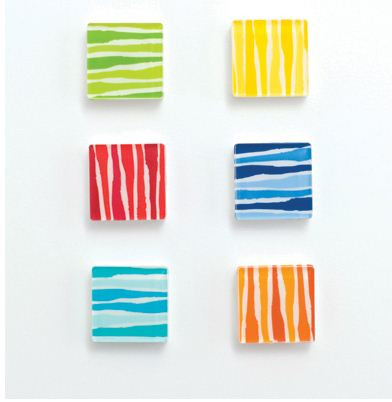 ArtBlox Stripes Magnets