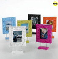 Doodles Picture Frame Memo Clips