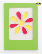 Daisy Flower Greeting Card
