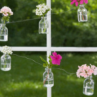 Bottle Garland - Clear