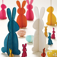 Multiplicity™ Large Assorted Bright Bunny