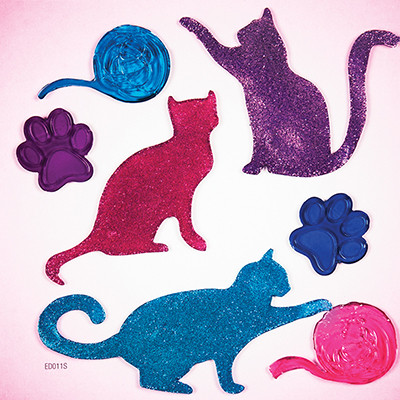 Glitter Cats Gelgems Small Bag