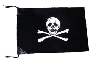 Cotton Pirate Flag