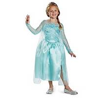 Disney Frozen Elsa Classic Girls Costume