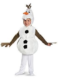 Disney Frozen Olaf Child's Deluxe Costume