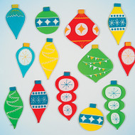 Holiday Ornaments Gelgems Large Bag