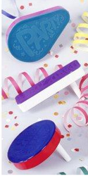 New Years Assorted Noisemakers