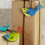Finch Ornaments