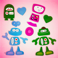Love Bots Gelgems Large Bag