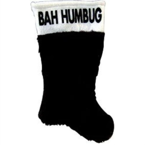Bah Humbug Stocking