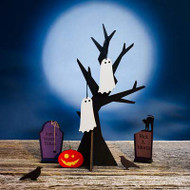 Salem™ accessory set (haunted tree:set of 8)