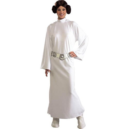 Deluxe Princess Leia Adult female Stars Wars Costume