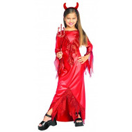 Devilish Diva Halloween Costume