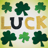 Lots of Luck GelGems® Window Clings