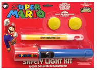 Super Mario Safety Light Pack