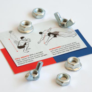 Handyman™ magnets (set of 6)