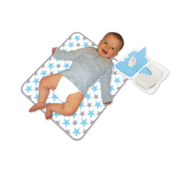B.Box Essential Nappy Wallet - Shining Star