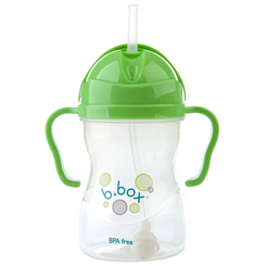B.Box Sippy Cup - Apple - Open