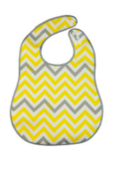 Precious Pieces b.box essentials bib in Mellow Lellow.