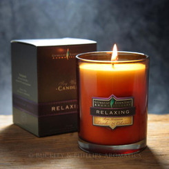 Buckley and Phillips Gumleaf Essentials Soy Wax Candle - Relaxing