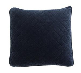 French Country Collections - Midnight Blue Stonewash Cushion