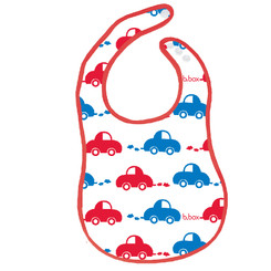 B.Box Essentials Bib in Beep Beep