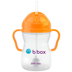 B.Box Sippy Cup - Orange Zing - LIMITED EDITION