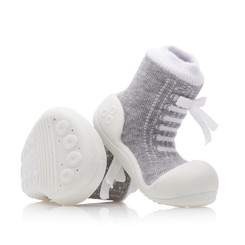 Attipas First Walker Shoe - Sneaker Grey