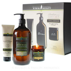 Buckley & Phillips - Gumleaf Essentials Aromatherapy Gift Set - Indulgence