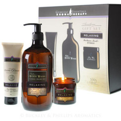 Buckley & Phillips - Gumleaf Essentials Aromatherapy Gift Set - Relaxing