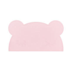 We Might Be Tiny - Bear Placie - Powder Pink