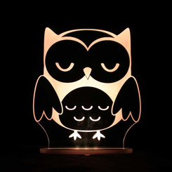 My Dream Light - Sleepy Owl