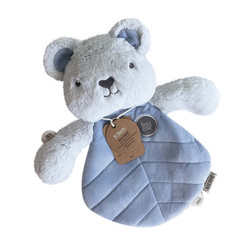 Big Hugs Comforter - Beau Bear (Blue)