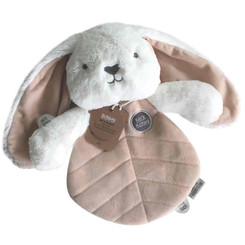 Big Hugs Comforter - Beck Bunny (White)