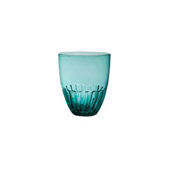 Teal Stella Tumbler set from French Country Collections