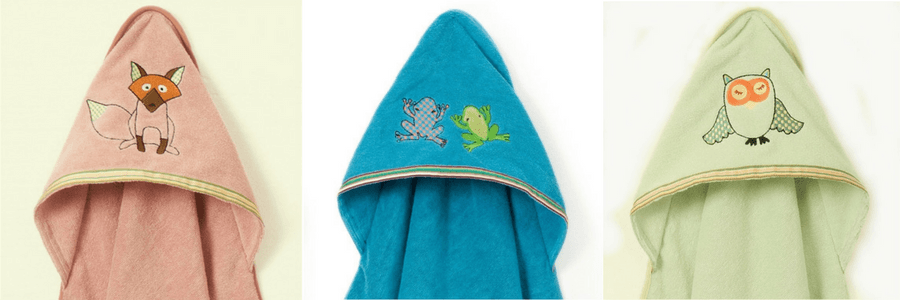 Hooded-Organic-Cotton-Baby-Towel-Breganwood